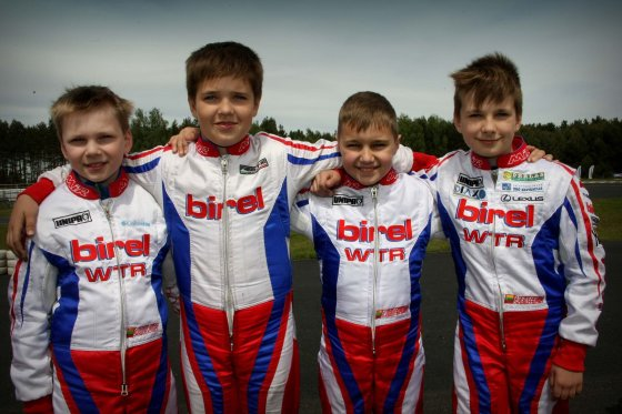 "Komandos nuotr./""P1 Racing by WTR"" komanda"