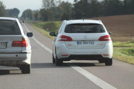 "Tomo Markelevičiaus nuotr./""Peugeot EcoCup"""