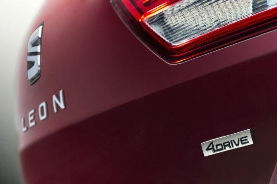 """Seat"" nuotr./""Seat Leon ST 4Drive"""