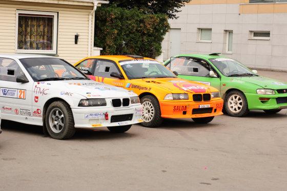 """""""Flameris Racing Eneos"""" komandaos nuotr./""""Viekšniai 2014"""""""