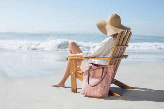 Shutterstock nuotr./Moteriška rankinė