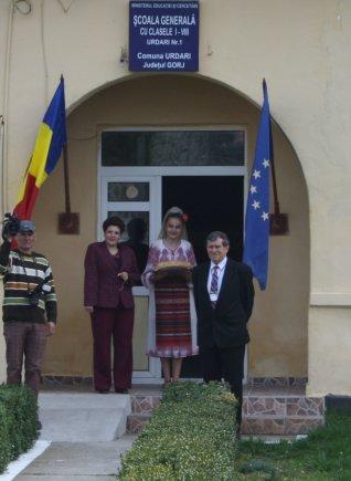 Susitikimo Rumunijoje akimirkos