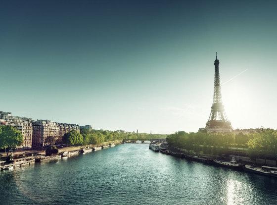 Fotolia nuotr./Prancūzijos sostinė Paryžius