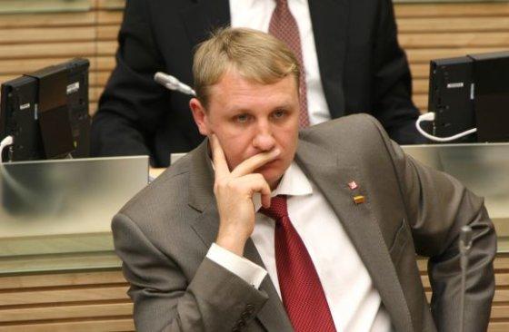 Andriaus Ufarto/BFL nuotr./Seimo narys Andrius Šedžius