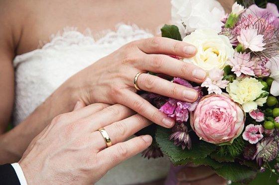 Fotolia nuotr./Vestuviniai žiedai