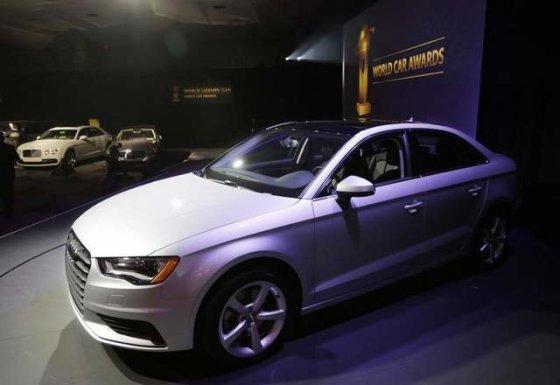 "Mark Lennihan nuotr./""Audi A3"""