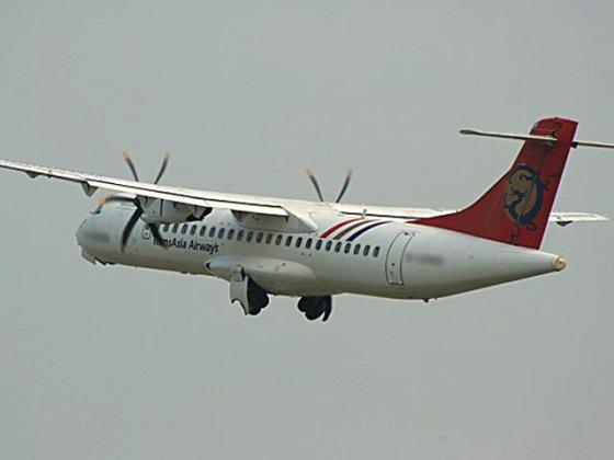 Taivano lėktuvas ATR 72