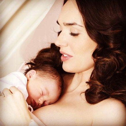 """Instagram"" nuotr./Tamara Ecclestone su dukra Sophia"