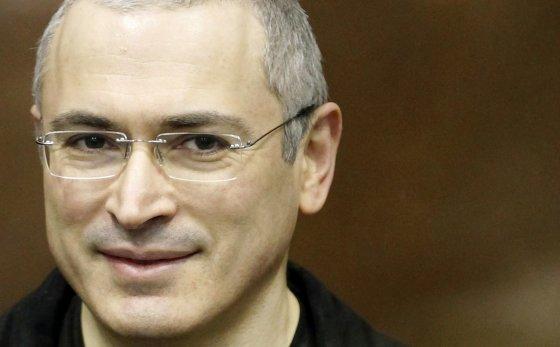 """""""Reuters""""/""""Scanpix"""" nuotr./Michailas Chodorkovskis"""