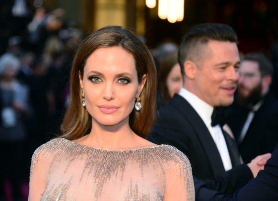 "AFP/""Scanpix"" nuotr./Angelina Jolie"