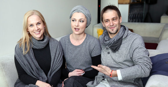 """Rimantė Valiukaitė apie naują lietuvišką filmą """"Kaip pavogti žmoną"""": """"Žiūrovams gera nuotaika – garantuota"""""""