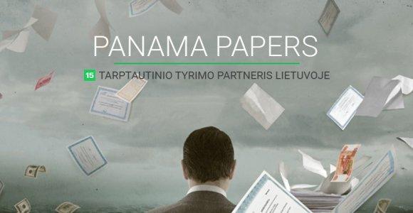 """Prabilo """"Panama Papers"""" informatorius, nutekinęs 11,5 mln. dokumentų"""