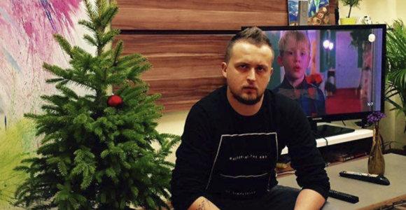 """Mantas Katleris apie Kalėdas Panevėžyje: """"Visą gyvenimą buvau saugomas nuo informacijos apie aguonpienį"""""""
