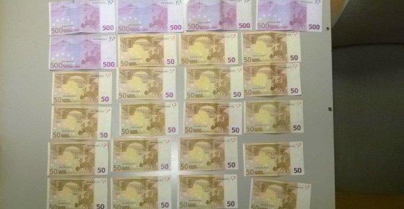 Nelegalią valiutos keityklą įkūrę klaipėdiečiai stos prieš teismą