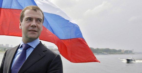 Rusija Ukrainai nežada jokio pasigailėjimo