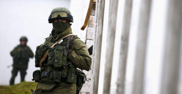 VSD: prorusiškos grupuotės Lietuvoje yra menkos, bet su karine parama gali tapti pavojingos
