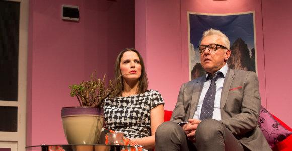 """Aktorius Saulius Siparis išvežtas į ligoninę: """"Domino"""" teatras keičia repertuarą"""