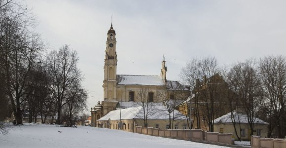 Vilniaus misionierių vienuolyno statinių ansamblis gali būti apstatytas prabangiais butais