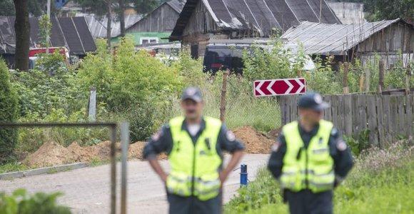 Policijai įkliuvo dar vienas keleivius pirkti narkotikų į taborą vežęs taksistas