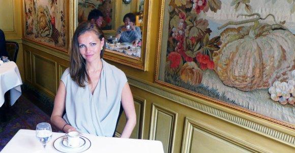 Emigrantė Aistė Misevičiūtė – iš garsaus modelio į įtakingiausių maisto kritikų penketuką