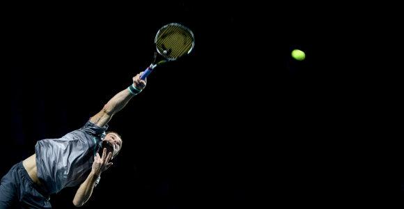 Teimurazas Gabašvilis patyrė 16-ą pralaimėjimą iš eilės ketvirtfinalyje