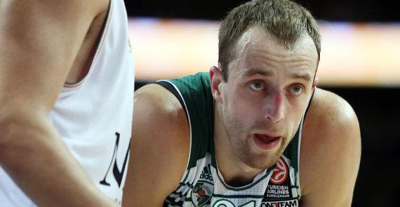 Ar jau reikalingas Lietuvos krepšinio rinktinei Artūras Milaknis?
