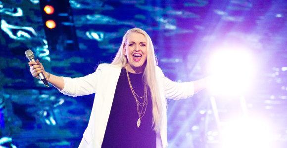 """Rūta Ščiogolevaitė apie savo eurovizinę dainą: """"Jos lyginimas su Polinos Gagarinos – komplimentas"""""""