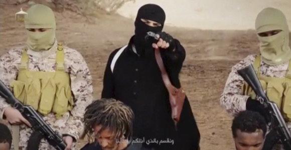 """""""Islamo valstybė"""": nusipirksime branduolinę bombą ir smogsime JAV"""