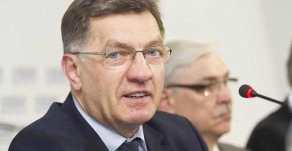 Socialdemokratų pirmininko rinkimuose Algirdui Butkevičiui – trys netikri konkurentai