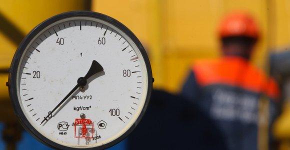 Baltarusija rusams už dujas mokės rubliais