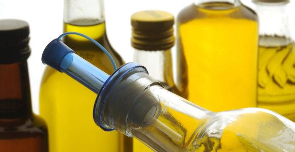 Uždrausta naudoti maistui ukrainietišką aliejų