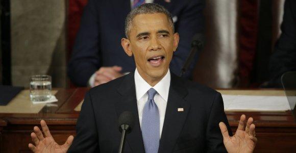 JAV pratęsia sankcijas Rusijai dar metams