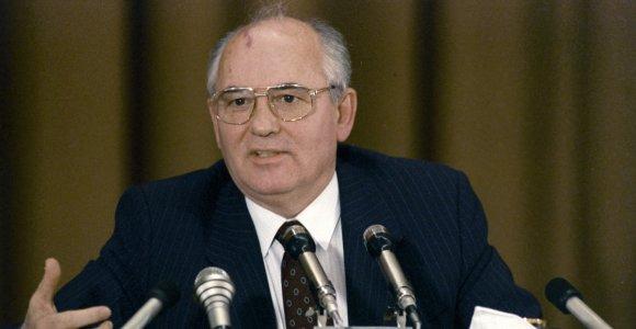Sausio 13-osios bylos nukentėjusysis piktinasi teismo delsimu dėl M.Gorbačiovo apklausos