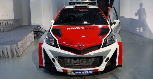 """""""Toyota"""" galimai vilioja Petterį Solbergą ir Sebastieną Loebą grįžti į WRC"""