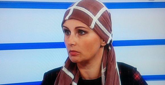 """Rūta Janutienė atvirai apie nuskustą galvą: """"Man krūties vėžys"""""""