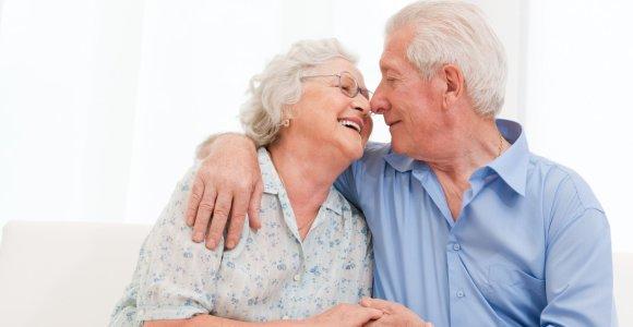 Vokietijos banko pasiūlymas: į pensiją žmonės turi išeiti sulaukę 69 metų