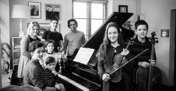 """Šešių vaikų mama Dalia Maknickienė: """"Kas gali būti prasmingiau, nei užauginti pasauliui žmogų?"""""""