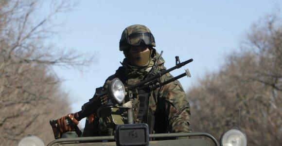 Rusai, kurie Ukrainoje kaunasi prieš Vladimiro Putino pasiųstą armiją