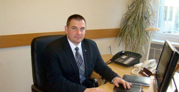 Kauno policijos viršininko bendravardis Darius Pliavga tapo jo pavaduotoju