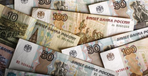 Rusai priversti pirkti tik tai, kas pigu, arba medžioti nuolaidas