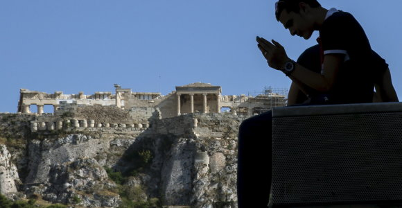Oficialu: Graikija skolos TVF antradienį nemokės