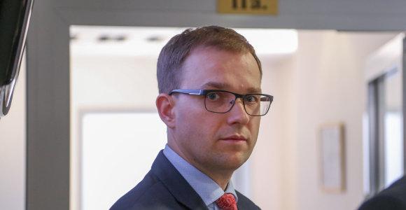 Parlamentarai: V.Gapšio pasitraukimas iš Seimo teisingas, bet pavėluotas