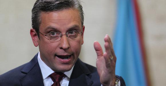Puerto Rikas pasiduoda: negalime išmokėti 72 mlrd. dolerių skolos