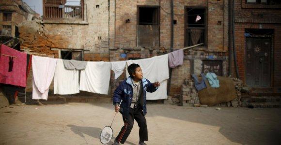 Lietuvės įspūdžiai iš Nepalo: atsitiesti po galingo žemės drebėjimo gali prireikti ir dešimtmečio