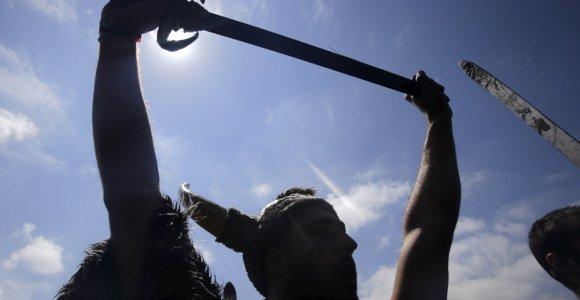 Kaip vikingai užkariavo pusę Europos, tačiau vos nepražuvo rūsčiojoje Islandijoje