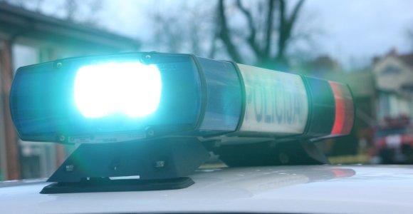 Klaipėdoje neblaivus vairuotojas sužalojo VSAT pasienietį