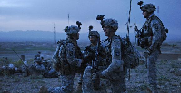 Amerikiečiai ryžosi sausumos operacijai – į Iraką bus išsiųsta įžymioji divizija