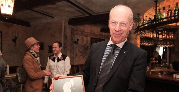 45 tūkst. porų Kaune sutuokęs Kęstutis Ignatavičius atskleidė sėkmingos santuokos receptą