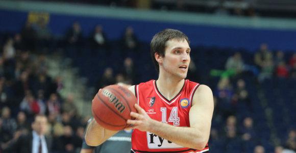 Studentų krepšinio lygos taurę Gedimino Oreliko puikus žaidimas užtikrino MRU, merginų turnyrą laimėjo LSU
