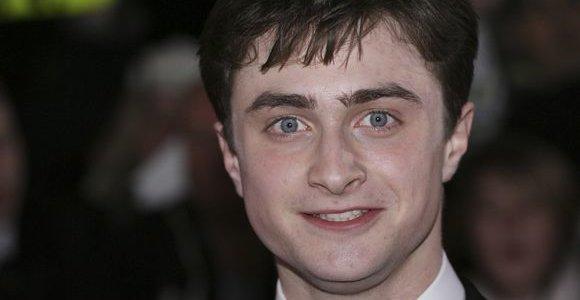 Harį Poterį suvaidinęs aktorius D.Radcliffe'as liguistai žavisi mirtimi